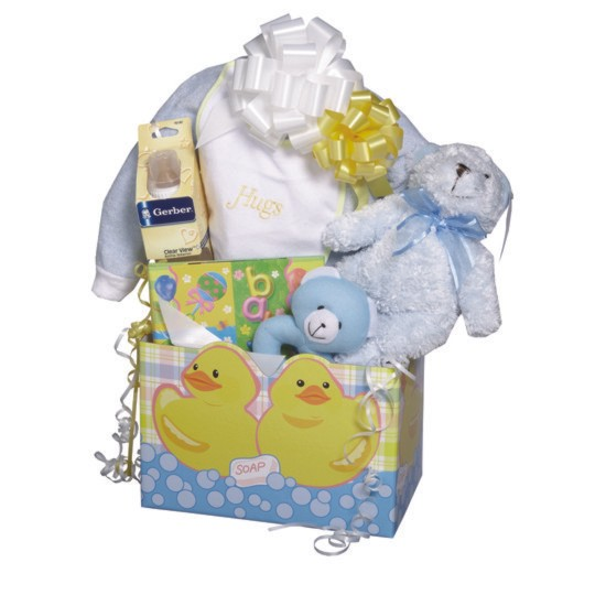 Beautiful Baby Shower Gift Set For Delivery!